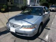 Honda Accord Honda Accord LX ULEV (Ultra low emision vehicle)