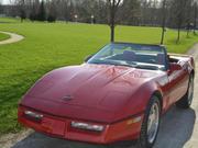 1988 Chevrolet Chevrolet Corvette convertible