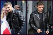 Liam Payne Stylish Leather Jacket
