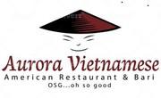 Aurora Vietnamese American Restaurant & Bar**||